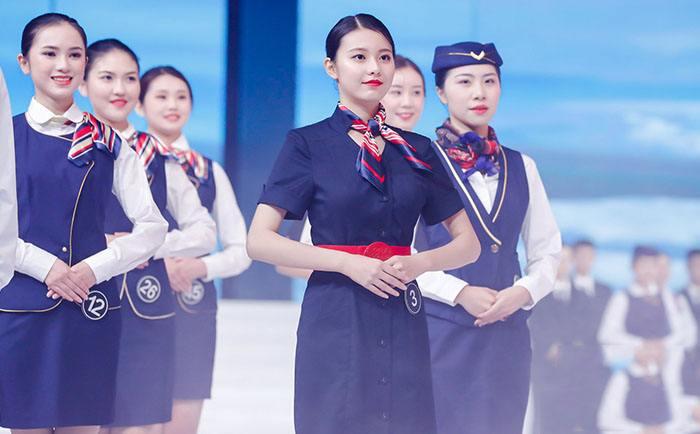 新时代空中乘务艺考培训班