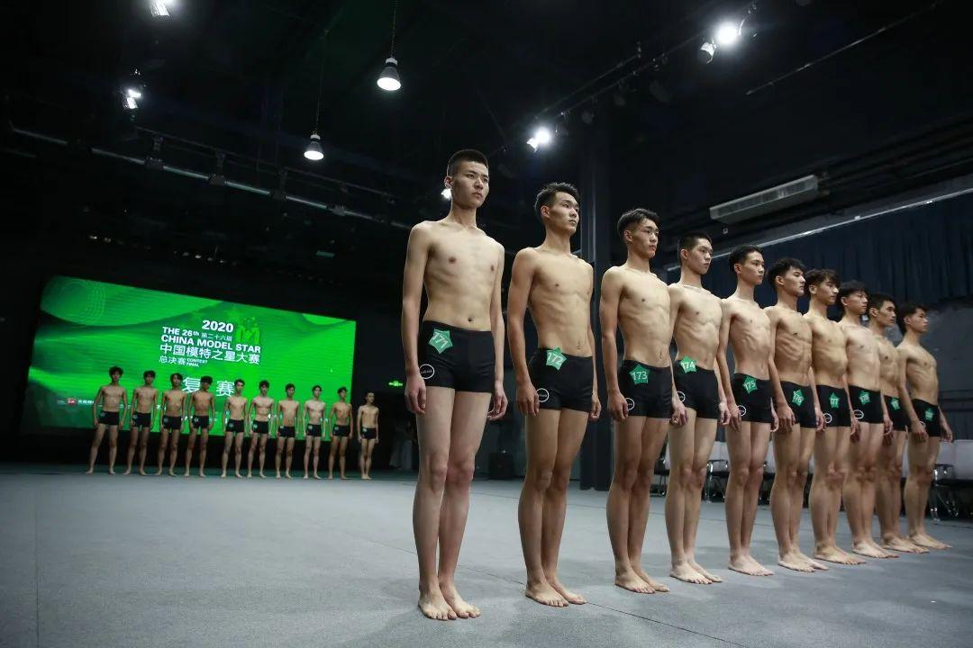 2020第二十六届中国模特之星大赛60强出炉